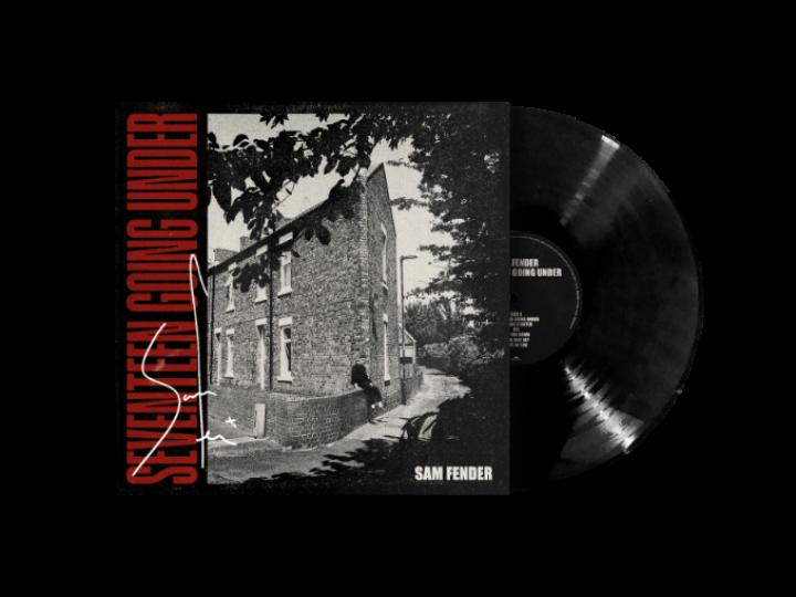 Seventeen Going Under Standard Vinyl (Signed)