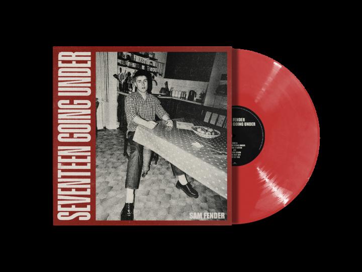 Seventeen Going Under Red Vinyl