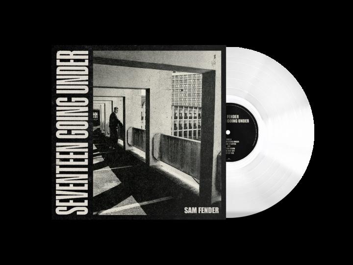 Seventeen Going Under Clear Vinyl