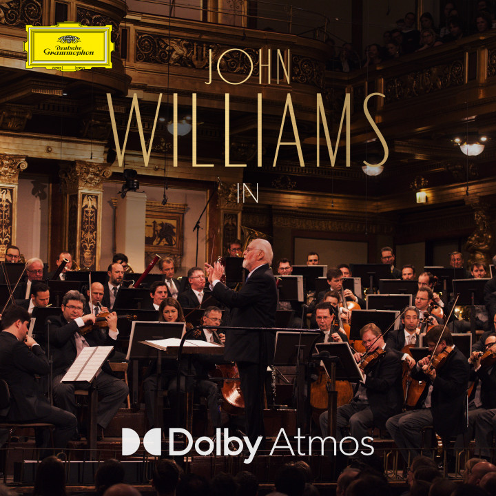 John Williams Dolby Atmos Cover