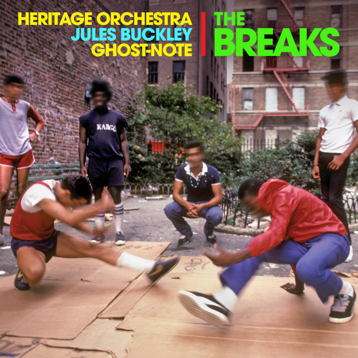 Jules Buckley with the Heritage Orchestra & Ghost-Note: The Breaks