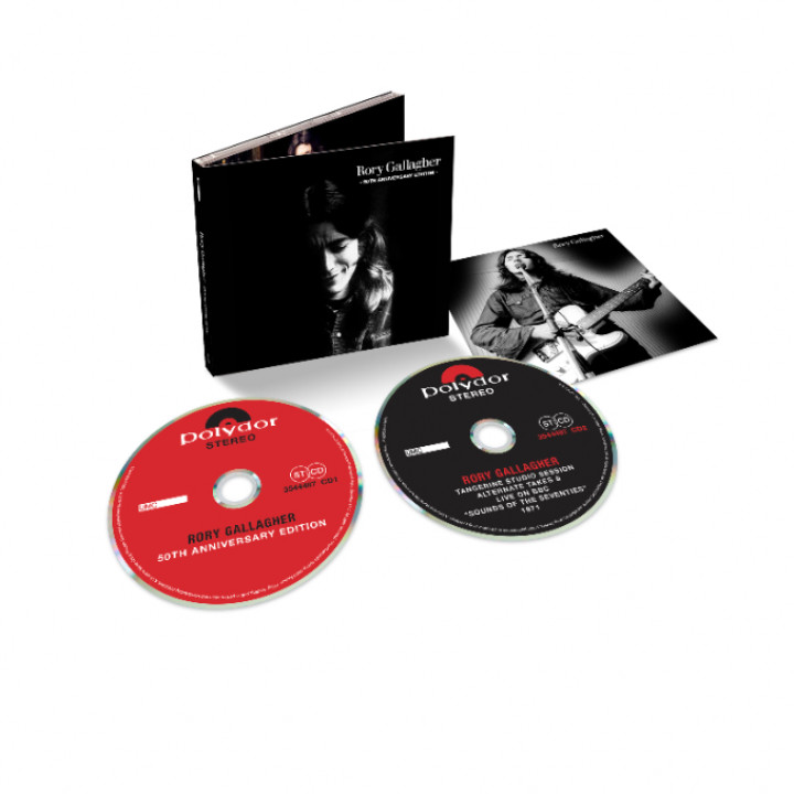 Rory Gallagher (50th Anniversary Edt.) 2CD
