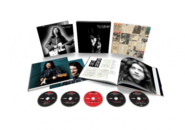 Rory Gallagher (50th Anniversary Edt.) 4CD