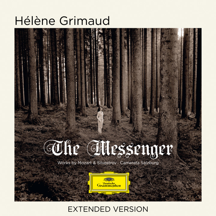 Hélène Grimaud - The Messenger (Extended Version) Cover