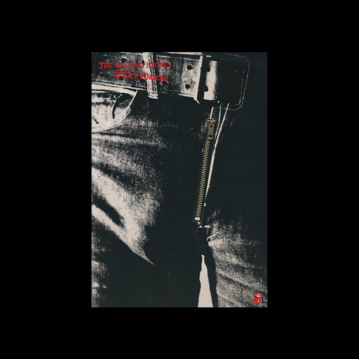 Sticky Fingers Album Cover