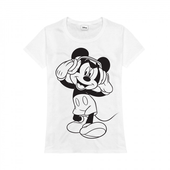 Mickey – Headphones