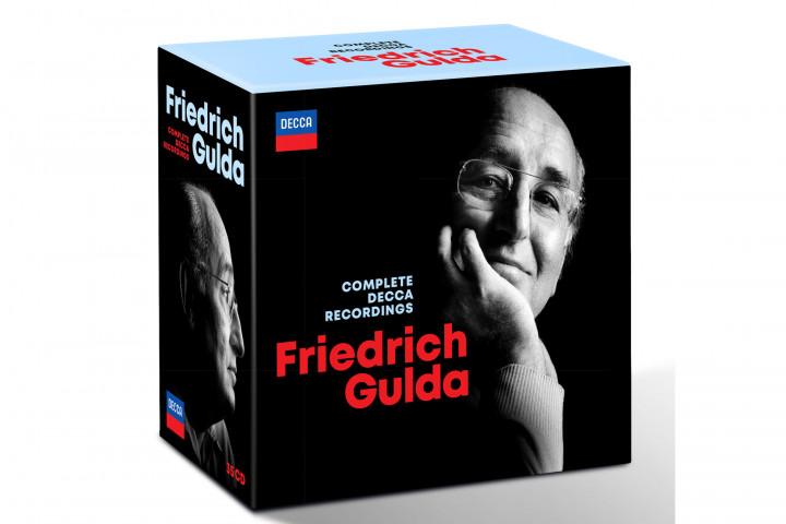 Friedrich Gulda - The Complete Decca Recordings