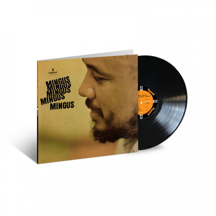 Charles Mingus - The Black Saint And The Sinner Lady (Verve Acoustic Sounds Series)