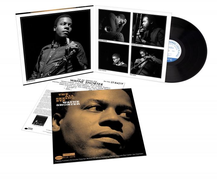 Wayne Shorter - The All Seeing Eye (Tone Poet Vinyl)