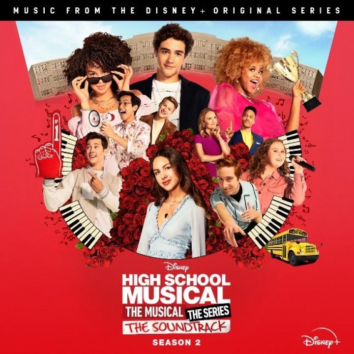 HSMHTMTS Soundtrack Season 2 - COVER