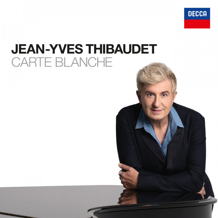 Jean-Yves Thibaudet - Carte Blanche Cover