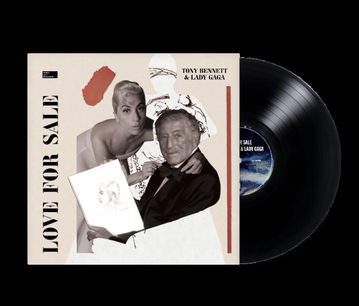 Love For Sale (LP)