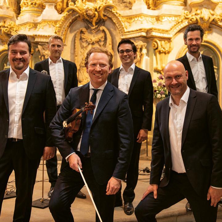 Daniel Hope und Zurich Chamber Orchestra