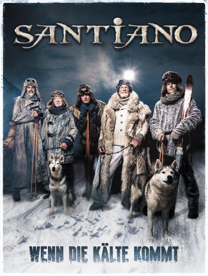 Santiano Limitierte Fanbox