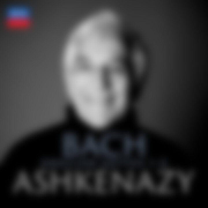 Vladimir Ashkenazy - Bach: English Suites 1-3