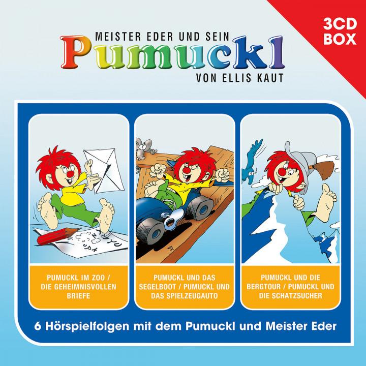 Pumuckl - 3-CD Hörspielbox Vol. 3