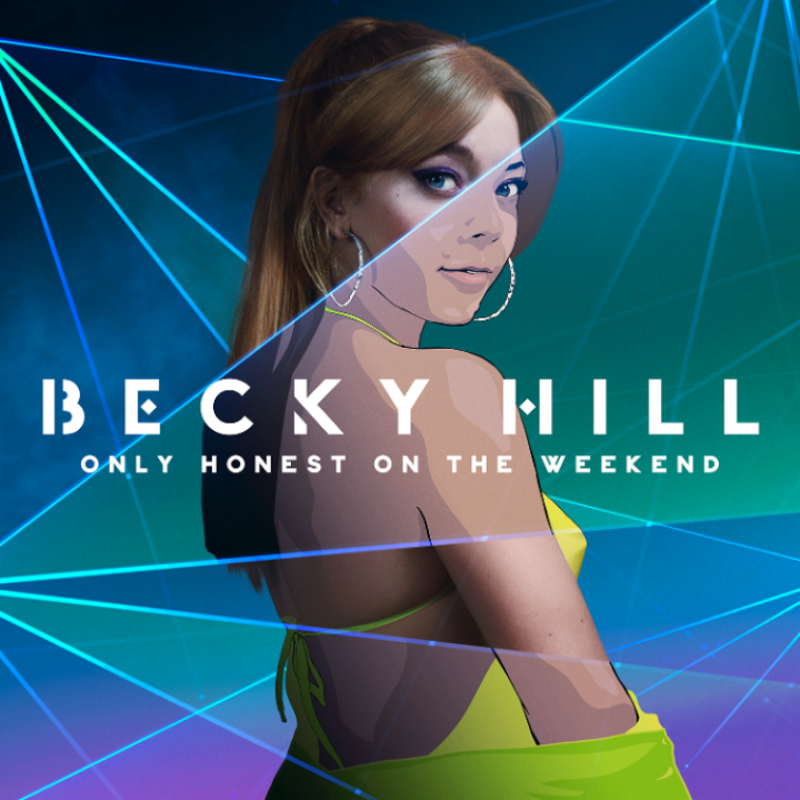 Becky Hill Cover
