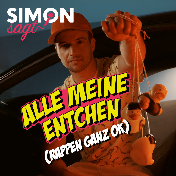 Simon sagt - Alle meine Entchen (rappen ganz okay)