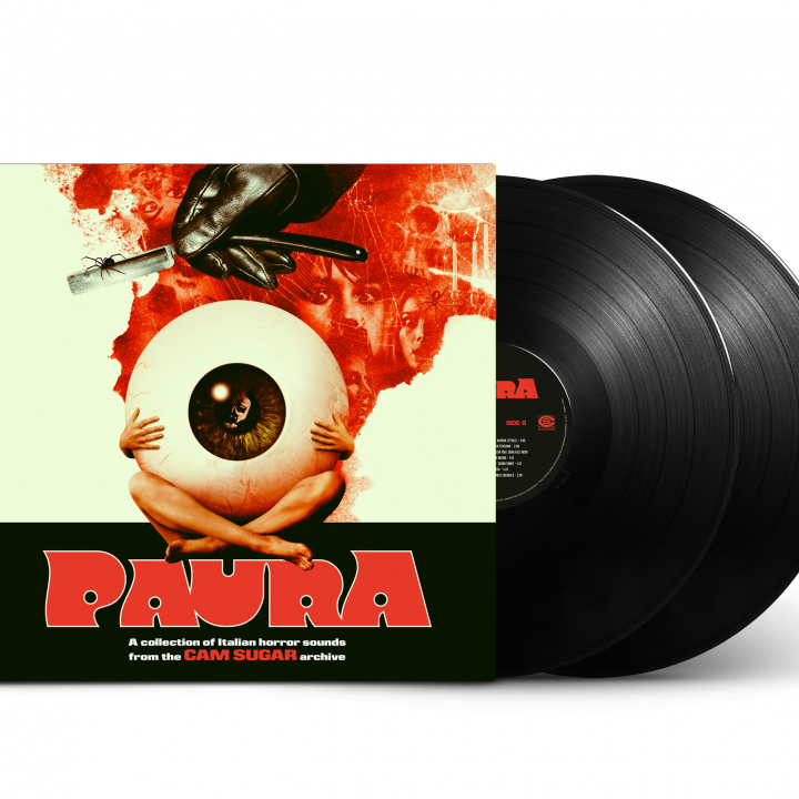 PAURA: A Collection Of Italian Horror Sounds (2-LP)