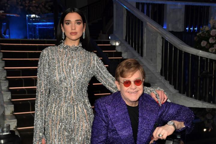 Elton John x Dua Lipa