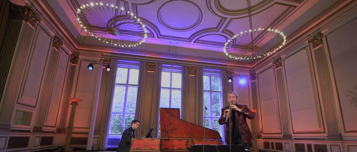Bach: Organ Sonata No. 3 in D minor, BWV 527: III. Vivace (with Vital Julian Frey)
