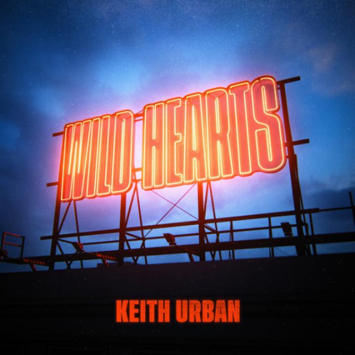 "Keith Urban ""Wild Hearts"""