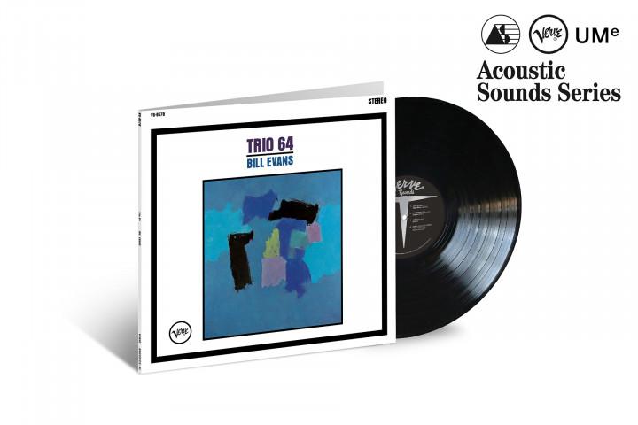 """JazzEcho-Plattenteller: Bill Evans """"Trio '64"""" (Verve Acoustic Sounds Series)"""