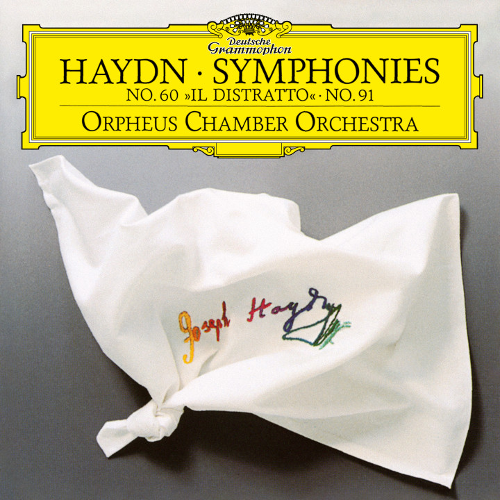 Orpheus Chamber Orchestra - Haydn: Symphonies Nos. 60 & 91, Armida eAlbum Cover