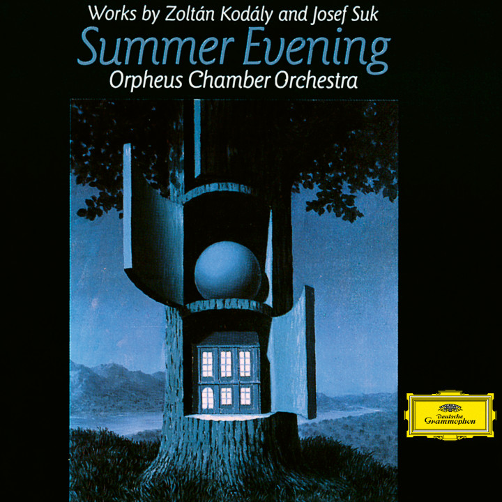 Orpheus Chamber Orchestra - Kodály: Hungarian Rondo, Summer Evening; Suk: Serenade for Strings in E-Flat Major, Op. 6 eAlbum Cover