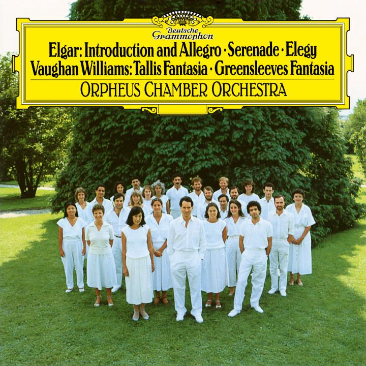 Orpheus Chamber Orchestra - Elgar: Serenade For Strings eAlbum Cover
