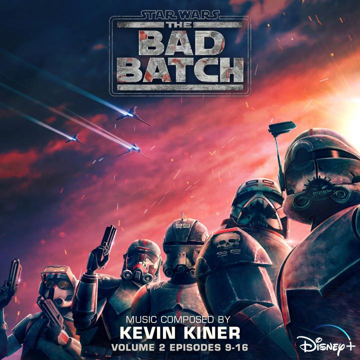 Star Wars Soundtrack 2 Cover verbesserte Auflösung