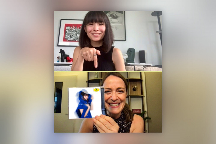 Sarah Willis im Podcast mit Alice Sara Ott