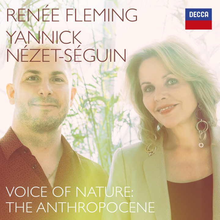 Renée Flemming - Voice of Nature: The Anthropocene Cover