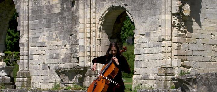 Schubert: Gretchen am Spinnrade (at the Abbaye de Chaalis)