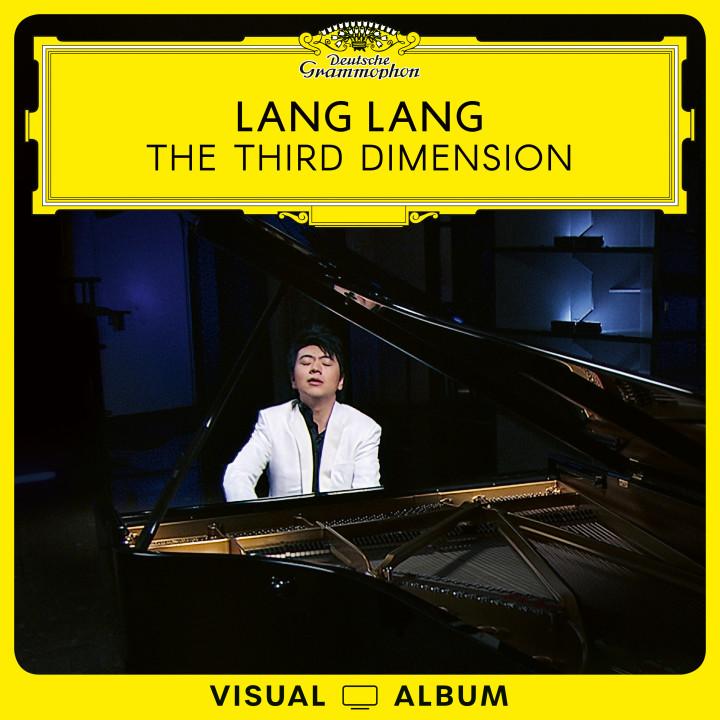 Lang Lang - The Third Dimension Visual Album Cover