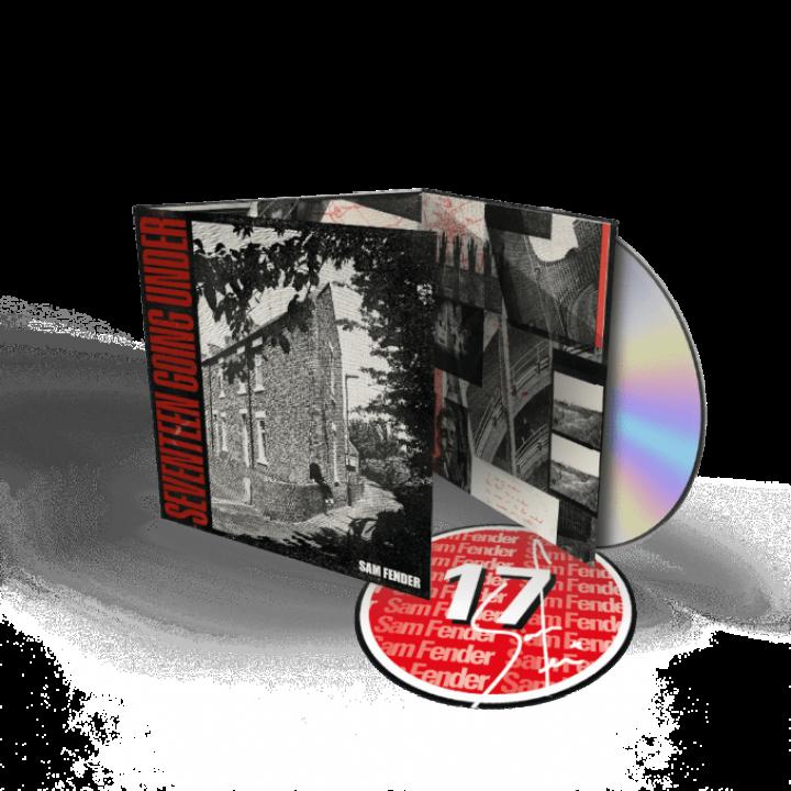SGU ltd. Deluxe CD