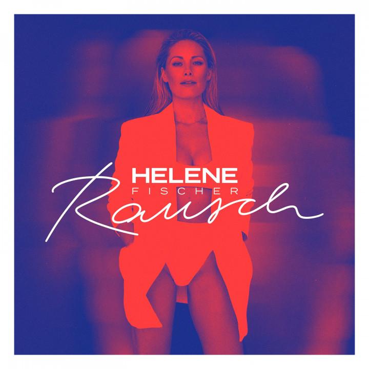 "Albumcover ""Rausch"" Helene Fischer"
