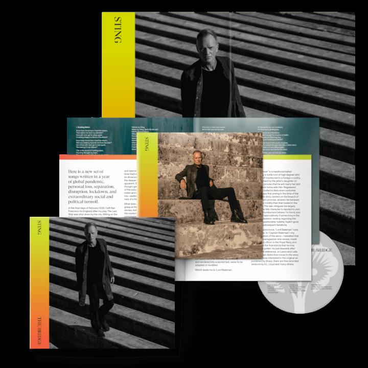 The Bridge Deluxe CD