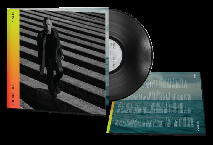 The Bridge LP Packshot
