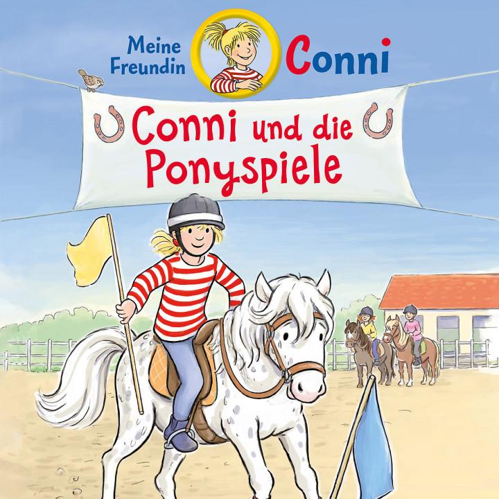 67: Conni und die Ponyspiele