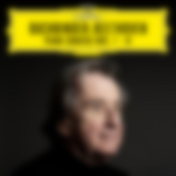 Buchbinder - Beethoven: Piano Sonatas Nos. 7 - 12 eAlbum Cover