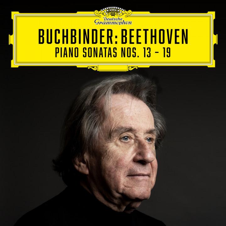 Buchbinder - Beethoven: Piano Sonatas Nos. 13 - 19 eAlbum Cover