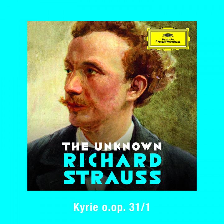 Robin Gritton - Strauss: Vier Sätze einer Messe, TrV 54: I. Kyrie - The Unknown Richard Strauss eSingle Cover