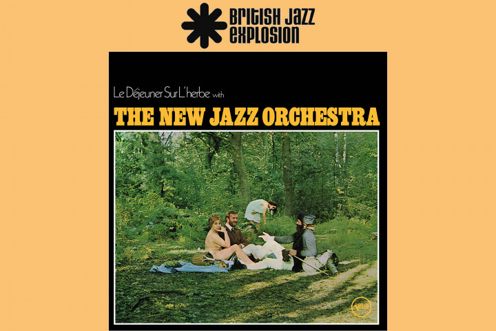 "British Jazz Explosion: The New Jazz Orchestra ""Le Déjeuner Sur L'Herbe"""