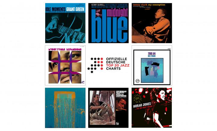 Jazz-Charts August 2021