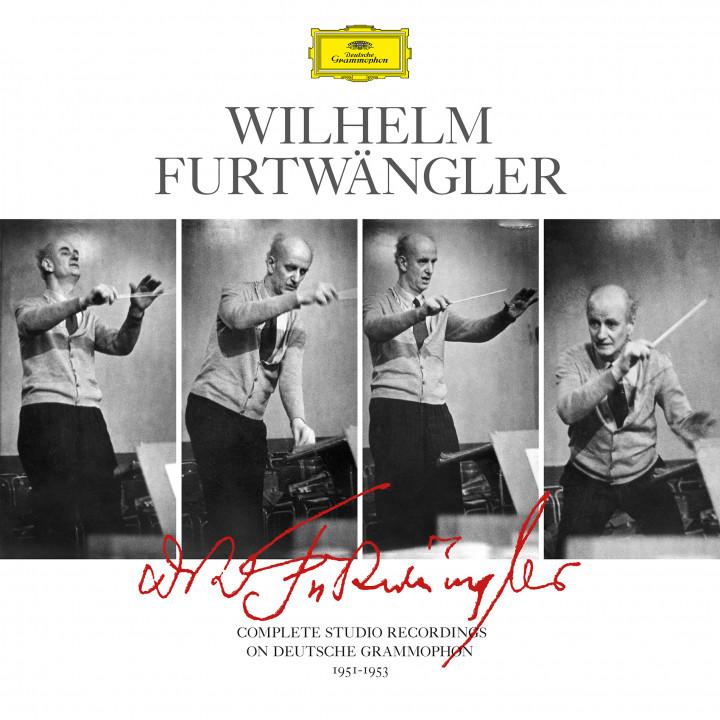 Wilhelm Furtwängler - Complete Studio Recordings 1951-1953 Cover