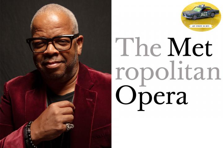 Auf Streife Im Netz: Terence Blanchard (c) Cedric Angeles // The Metropolitan Opera