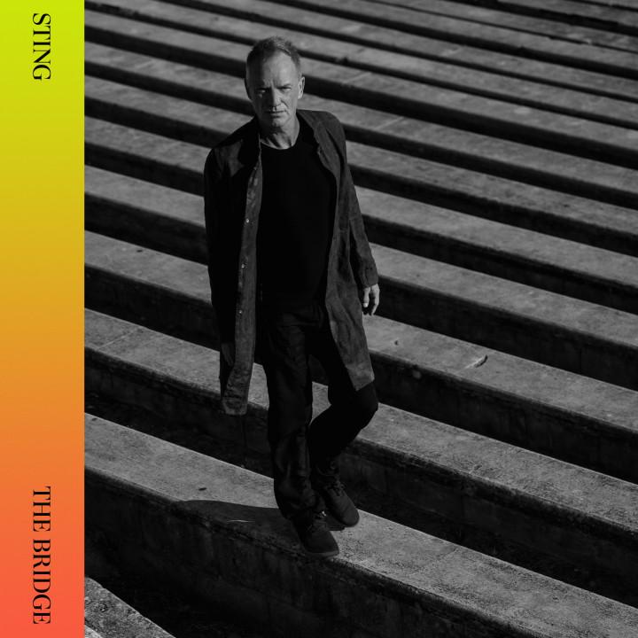 Sting - The Bridge - Cover