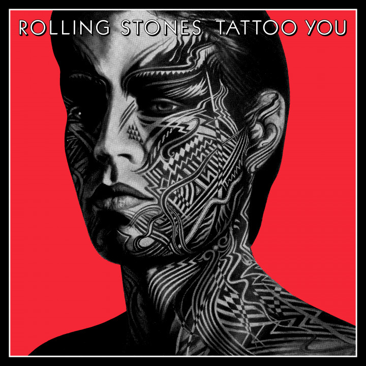 Rolling Stones - Tattoo You - 40th Anniversary - Cover