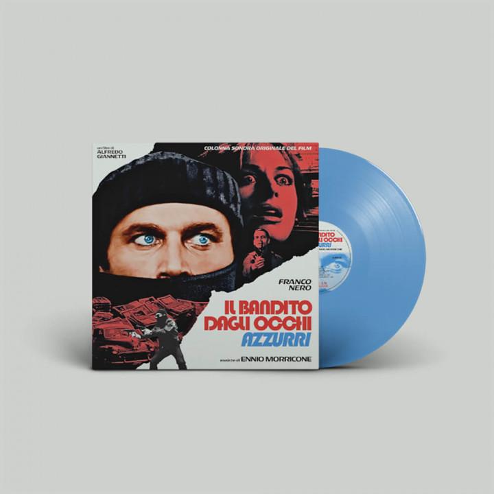Il bandito dagli occhi azzurri (RSD & JazzEcho-Store exclusive)